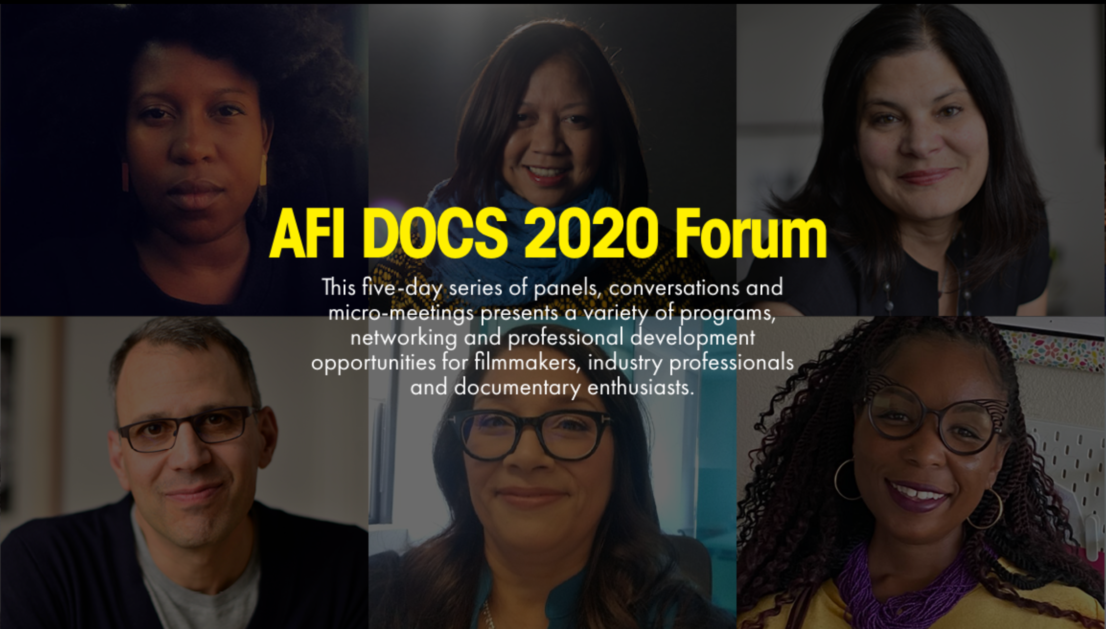 AFI DOCS 2020 FORUM